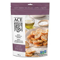 Ace Mini Crisps Olive Oil & Sea Salt