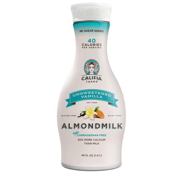 Califia Unsweetened Vanilla Almond Milk