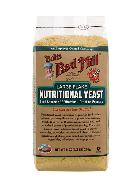 Bob's Red Mill Nutritional Yeast 226g