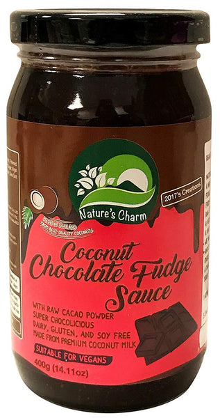 Nature's Charm Chocolate Sauce
