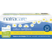 Natracare Regular Tampon With Applicator