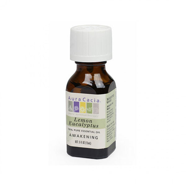 Aura Cacia Essential Oils - Lemon Eucalyptus