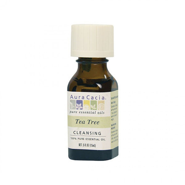 Aura Cacia Essential Oils - Tea Tree