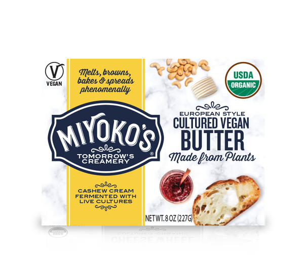 Miyoko's Cultured Butter