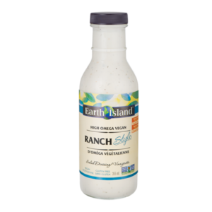 Earth Island High Omega Ranch Dressing