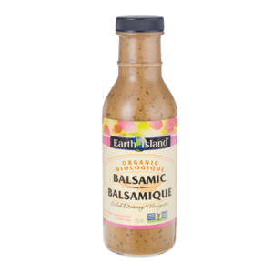 Earth Island Balsamic Dressing