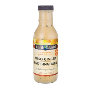 Earth Island Miso Ginger Dressing