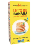 Castle Kitchen Let's Go Banana Pancake & Waffle Mix