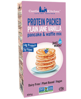 Castle Kitchen Protein Packed Plain Jane Vanilla Pancake & Waffle Mix