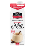 So Delicious Holiday Nog