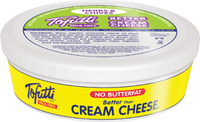 Tofutti Herbs and Chives Cream Cheese