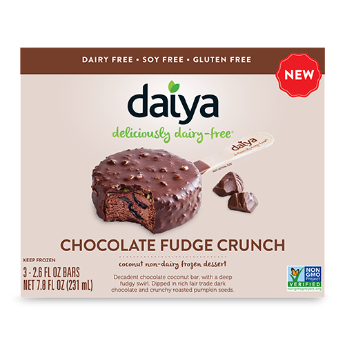 Daiya Chocolate Fudge Ice Cream Bar