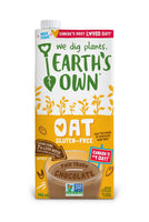 Earth's Own Chocolate Oat Milk