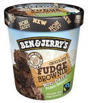 Ben & Jerry's - Fudge Brownie
