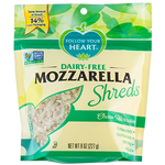 Earth Island Gourmet Shreds Mozzarella