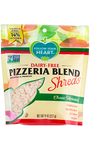 Earth Island Pizzeria Blend Shreds