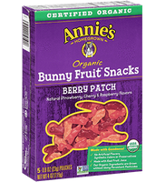 Annie's Homegrown Berry Patch Fruit Snacks