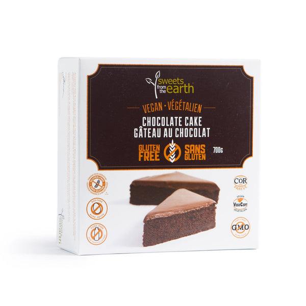 Sweets From The Earth Gluten-Free Fudge Cake Pan