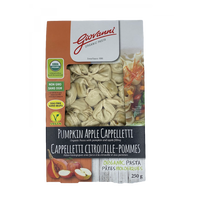 Giovanni Organic Pumpkin Apple Cappelletti