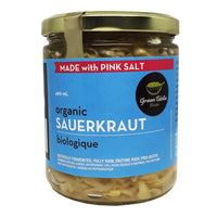 Green Table Sauerkraut