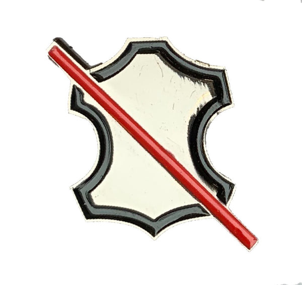 Anti Leather Pin