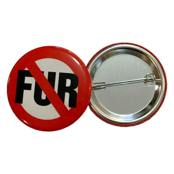 Anti Fur Button
