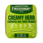 Fresh Start Fauxmage Creamy Herb