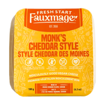 Fresh Start Fauxmage Monk's Cheddar Style