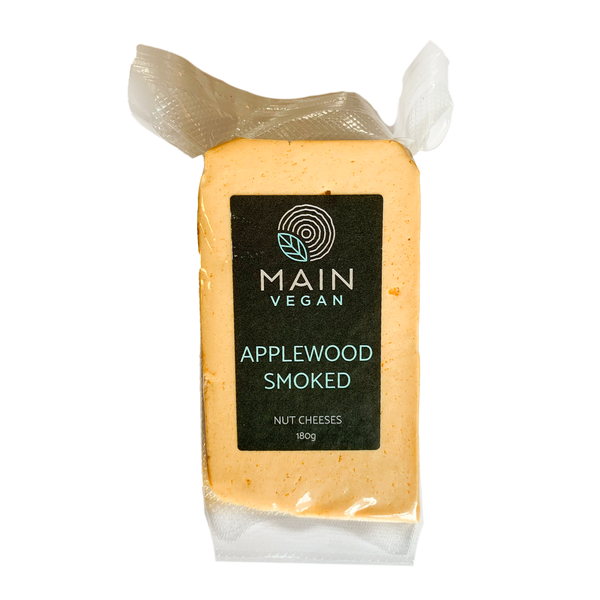 Main Vegan Deli Cheese Smoked Applewood