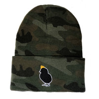 Good Rebel Toque in Camo