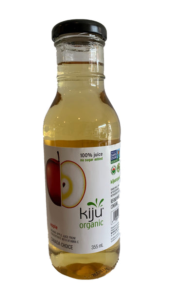 Kiju Organic Apple Juice Bottle