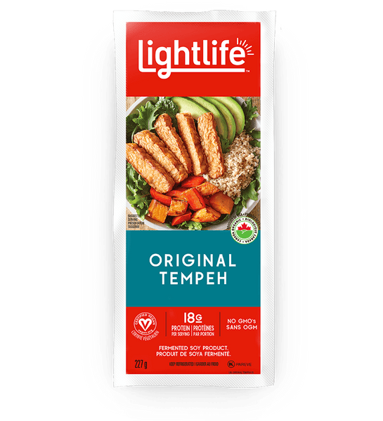 Lightlife Original Organic Tempeh