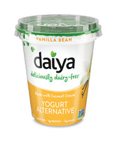 Daiya Yogurt Vanilla Tub