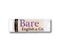 Bare English Organic Lip Balm Lavender Lemonade