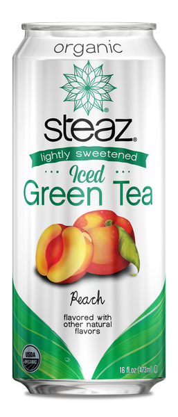 Steaz Peach