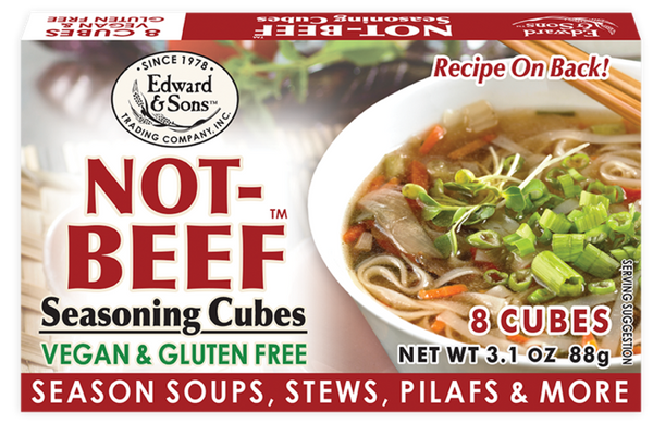 Not Beef Bouillon Cubes