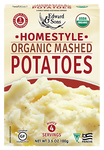Edward & Sons Organic Mashed Potatoes Homestyle