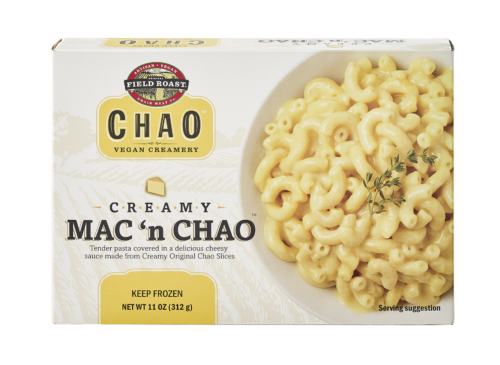 Field Roast Creamy Mac n Chao