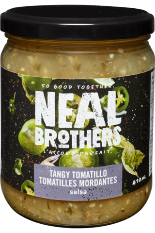 Neal Brother's Tangy Tomatillo Salsa