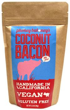 Phoney Baloney's Coconut Bacon