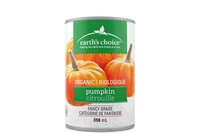 Earth's Choice Organic Pumpkin Puree