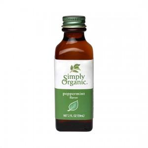 Simply Organic Peppermint Extract
