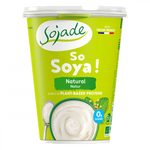 Sojade Natural Soya Yogurt