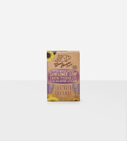 Green Beaver Lavender Soap Bar