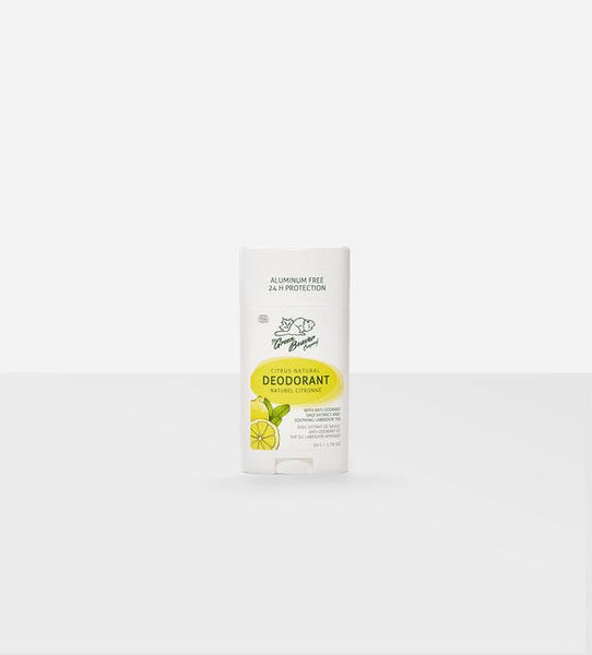 Green Beaver Natural Citrus Deodorant