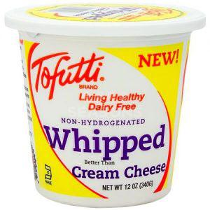 Tofutti Whipped Cream Cheese