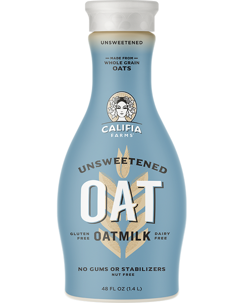 Califia Unsweetened Oat Milk