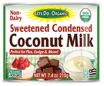 Let's Do Organic Organic Sweetened Condensed Coconut Milk