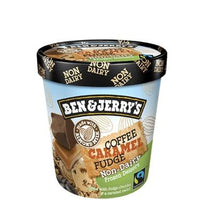 Ben & Jerry's - Caramel Coffee Fudge