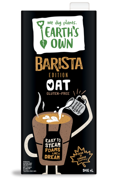 Earth's Own Barista Oat